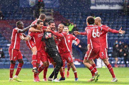 Torhüter köpft Liverpool zum Sieg