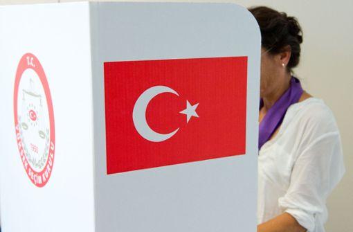 Anteil der  Erdogan-Wähler überschätzt