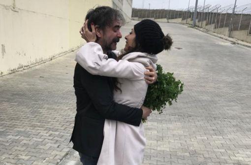 Deniz Yücel klagt seine Geiselnehmer an
