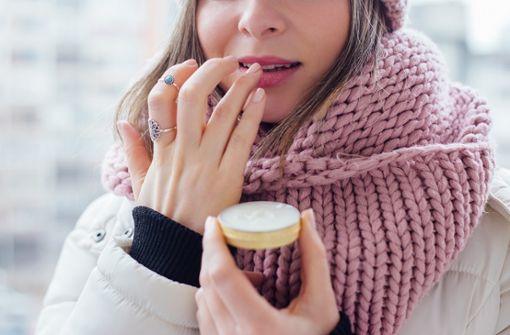 Hausmittel gegen spröde Lippen - Was hilft wirklich?
