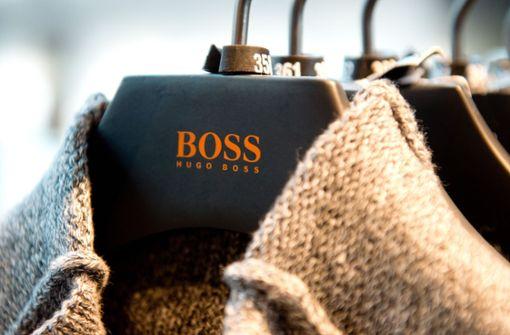 Hugo Boss wächst wieder in der Heimat