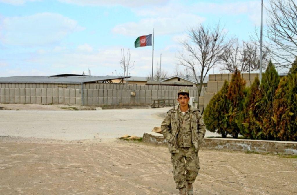 Die Afghanen, die der Bundeswehr geholfen haben, haben Angst vor Übergriffen. Foto: dpa