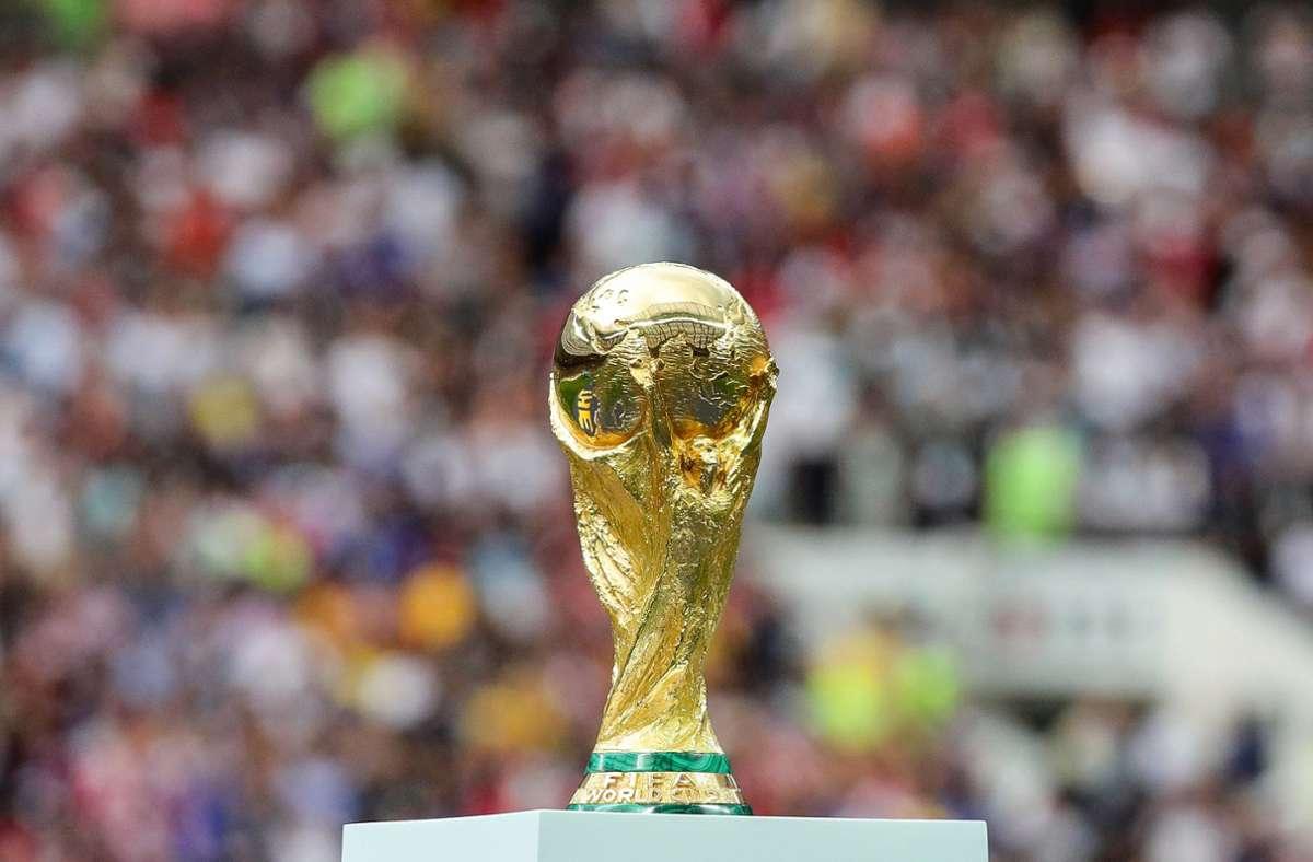 Nur die Gruppensieger qualifizieren sich direkt für die Winter-WMim Jahr 2022. Foto: dpa/Christian Charisius