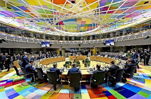 Polen zeigt sich in Brüssel trotzig