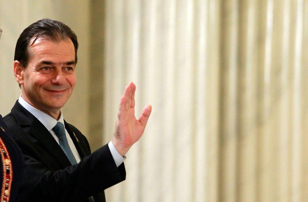 Ludovic  Orbans Minderheitsregierung ist Ende 2019 nach dem Sturz der sozialdemokratischen Regierung an die Macht gekommen. Foto: imago images/Xinhua/ via www.imago-images.de