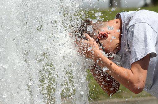 Sechs skurrile Gadgets gegen die Hitze