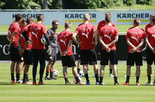 Der VfB bekommt ein neues Gesicht