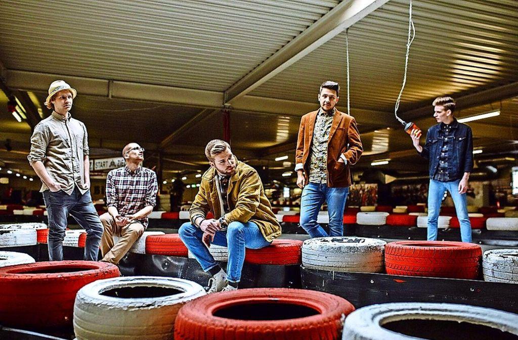 Die Mitglieder der Band Matu sind alle gebürtige Fellbacher. Die Musiker haben jetzt einen Manager an der Seite. Foto: privat