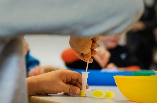 Stadt hebt Testpflicht für Kinder auf