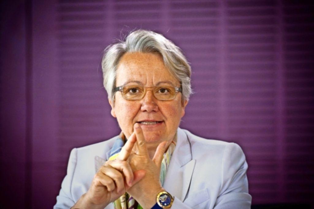 Annette Schavan sieht Deutschland als religionsfreundliches Land. Foto: dpa