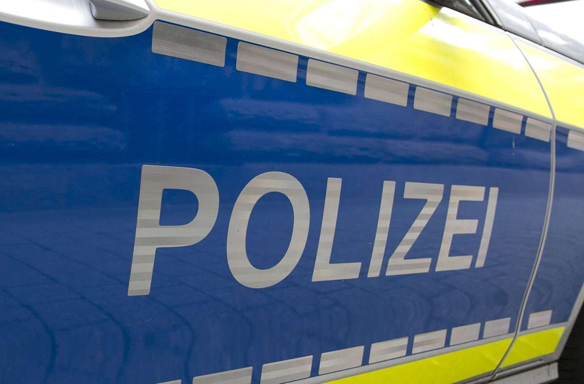 Unfallflucht auf einem Baumarktparkplatz in Herrenberg Foto: Eibner-Pressefoto/Fleig / Eibner-Pressefoto