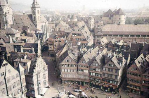 Stuttgart 1942 – die Stadt in Farbe