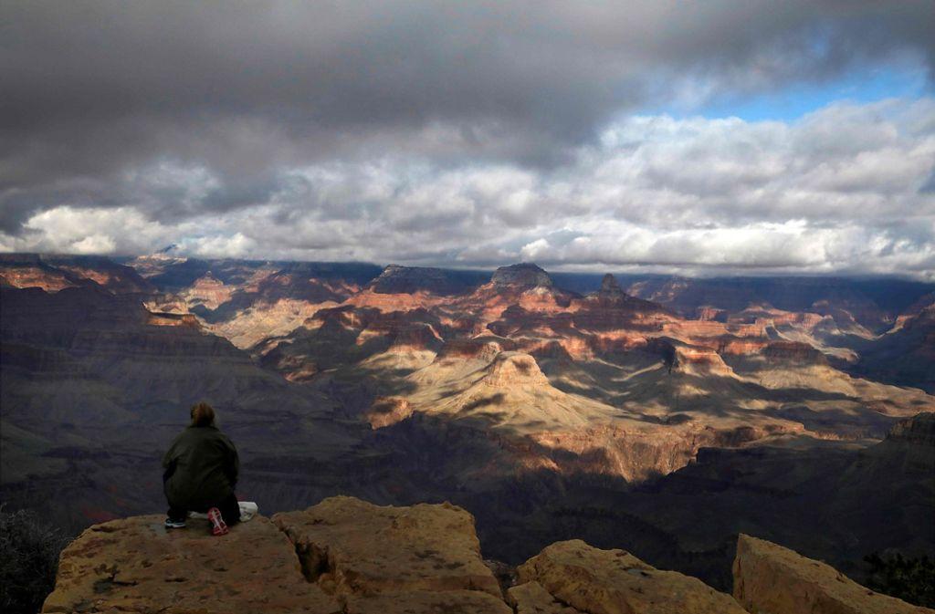 Im Grand Canyon kam es erneut zu einem tödlichen Unglück. Foto: AFP