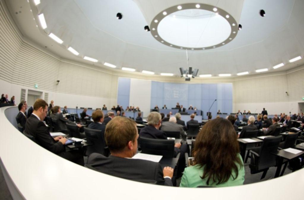 Im Landtag soll ein Untersuchungsausschuss die NSU-Morde beleuchten. Foto: dpa