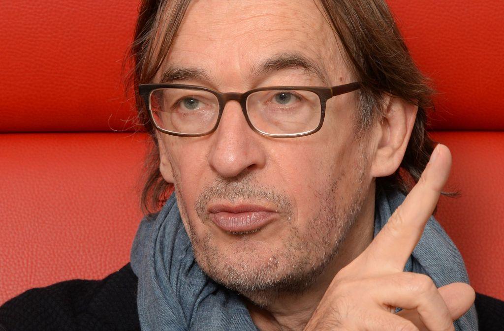 Er legt die Finger in die Wunde: Wolfgang Schorlau, der Erfinder des Privatdetektivs Georg Dengler. Foto: dpa