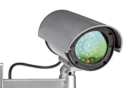 Großflächige Überwachung