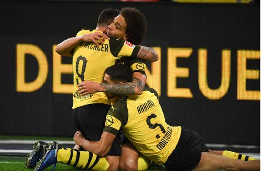 Dortmund kämpft Bayern in Nervenschocker nieder