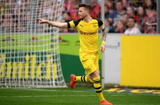 So plant Borussia Dortmund den Großangriff