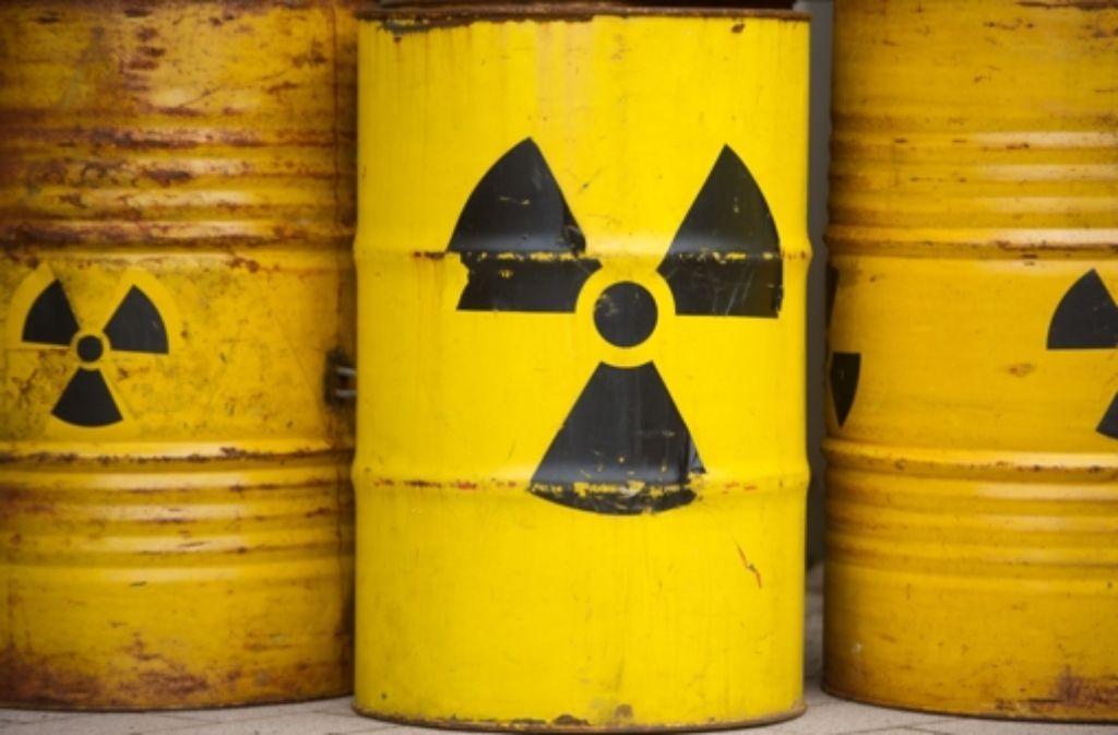 Deutschland muss in Frankreich und Großbritannien aufbereiteten Atommüll zurücknehmen. Foto: dpa