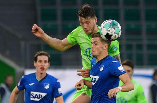 TSG Hoffenheim schwächelt weiter – Pleite beim VfL Wolfsburg
