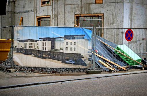 Neue Mitte in Schwaikheim geht an Investor