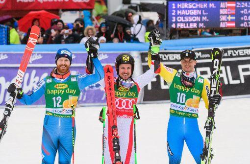 Hirscher feiert historischen sechsten Gesamtsieg