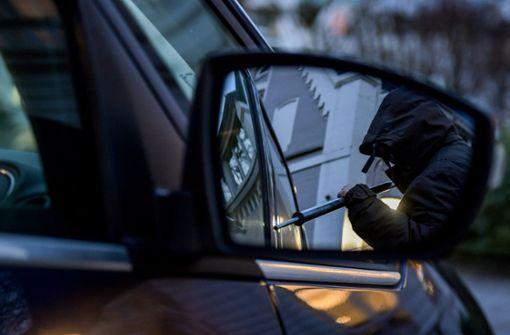 Polizei nimmt Autoaufbrecher fest