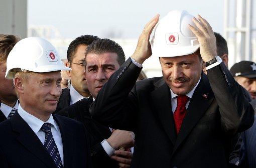 Ankaras Mühen um neuen Schulterschluss