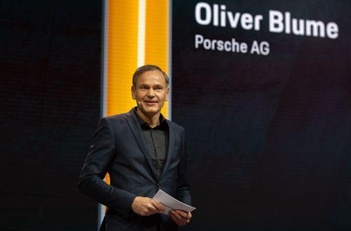 Aufräumarbeiten bei Porsche