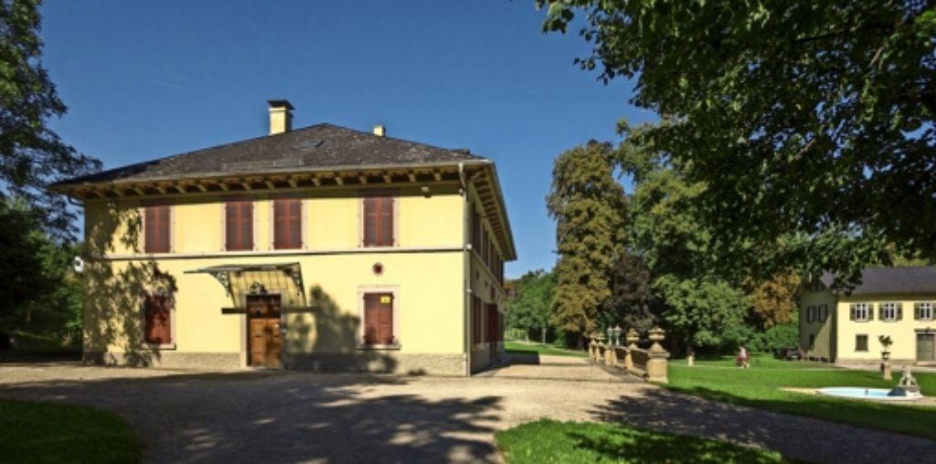 Die Marienwahl hat viele Besitzer gesehen und Nutzungen erlebt. Derzeit gehören die Gebäude einer Erbengemeinschaft, der Park ist städtisch und öffentlich zugänglich. Foto: factum/Weise