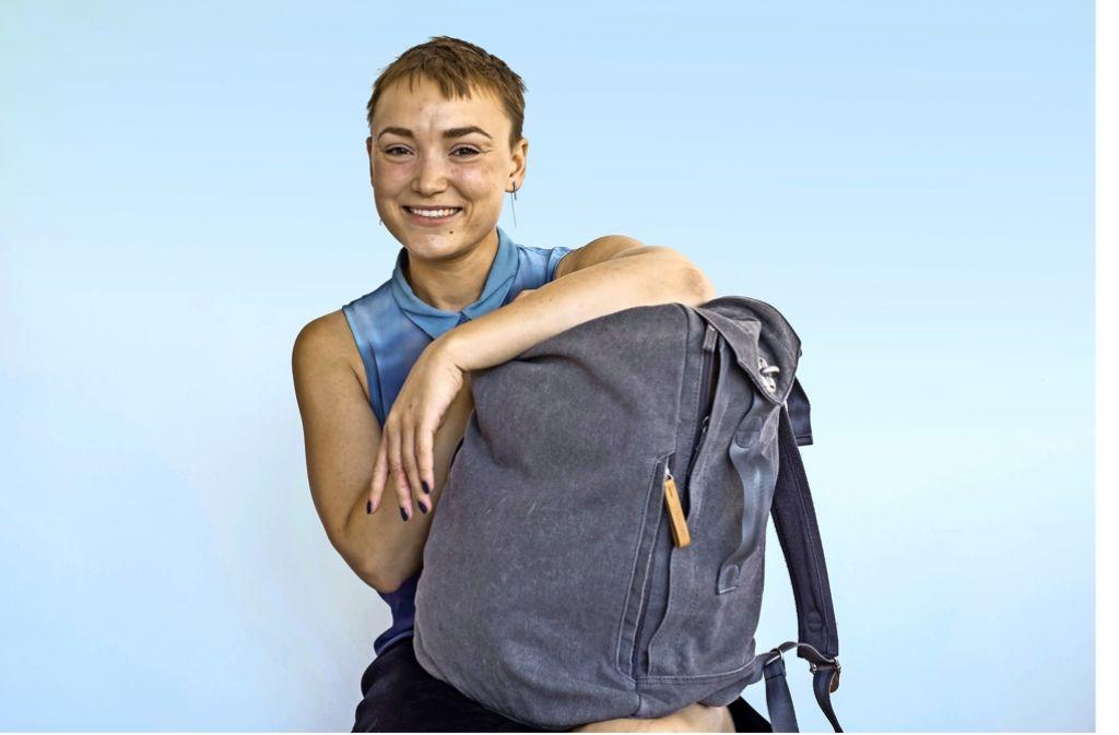 Drei kleine und ein Riesenfach machen den Rucksack reisetauglich. Foto: Lg/Max Kovalenko