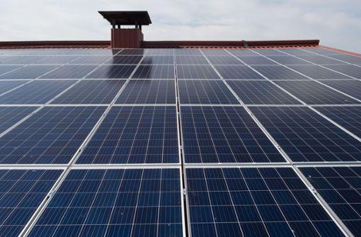 Solaranlagenbetreiber drohen Frist zu verpassen
