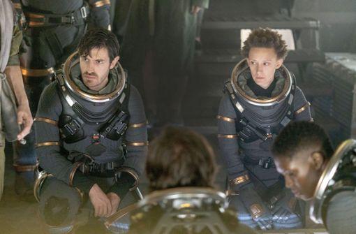 Raumfahrt mit Horror