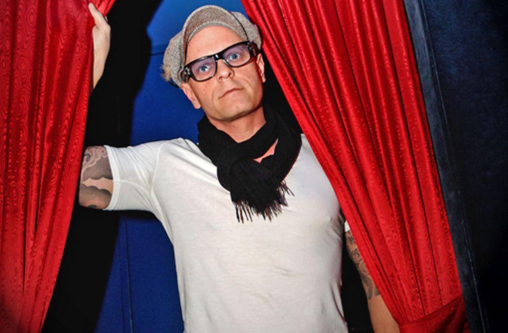 Vorhang Auf! Im Friedrichsbau läuft Ralph Suns zweite Burlesque-Show. Foto: Mierendorf