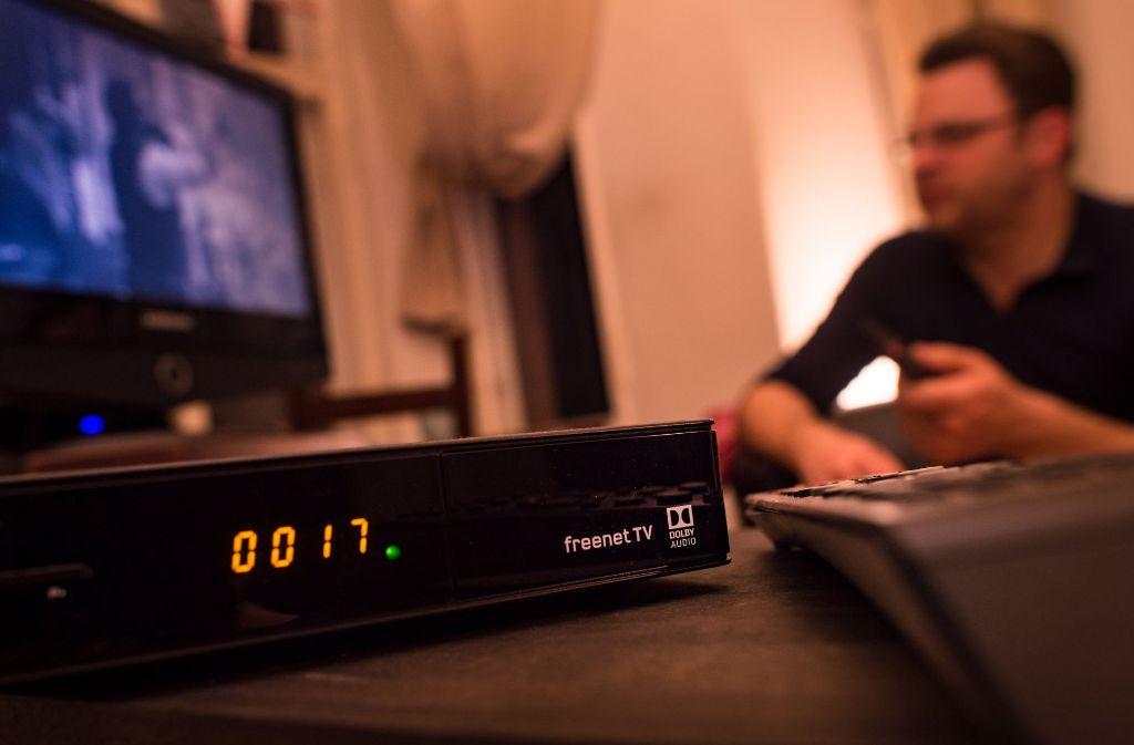 Vom 29. März wird das Antennenfernsehen  in Stuttgart von DVB-T auf DVB-T2  HD umgestellt. Foto: dpa-tmn