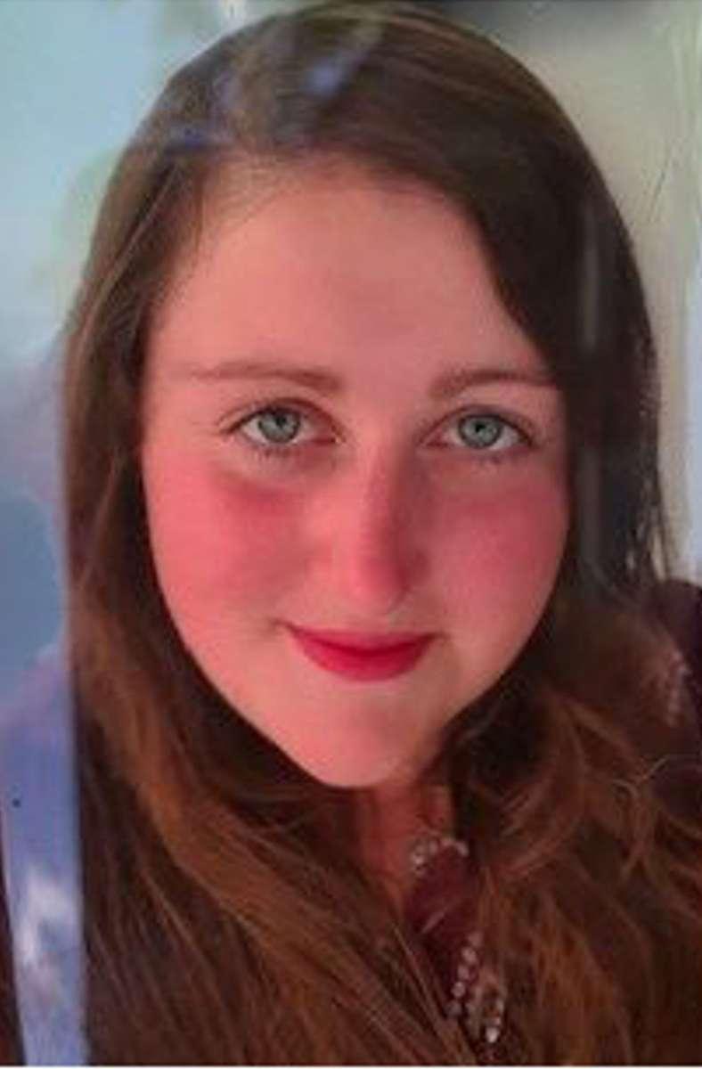 Die 29-jährige Nadine Müller wird seit Mittwochmorgen vermisst. Foto: Polizei