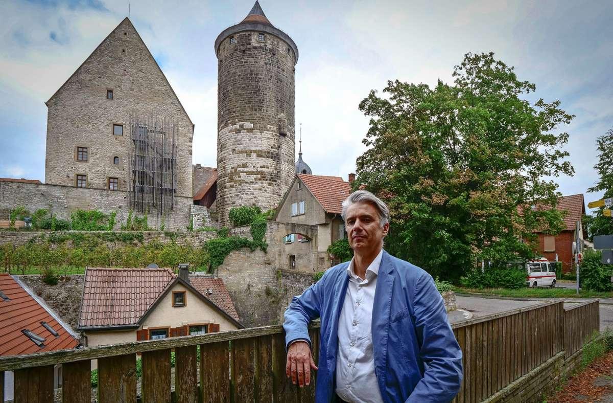 Marc Jongen fühlt sich der Region verbunden. Foto: Simon Granville/Simon Granville