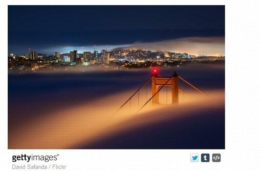 Die Fotoagentur Getty hat mit einem Schlag 35 Millionen Bilder im Internet zur kostenlosen Verfügung gestellt. Foto: Screenshot