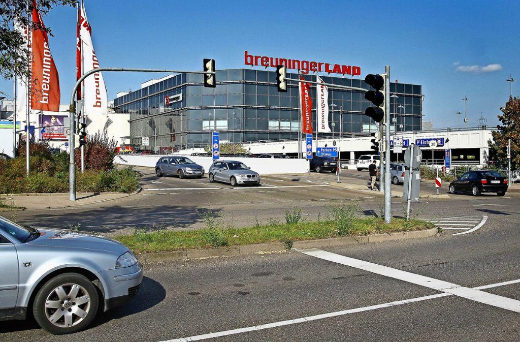 Shopping am Tag des Herrn im Breuningerland Ludwigsburg? Nach dem Gerichtsurteil ist es damit vorbei. Foto: factum/Archiv