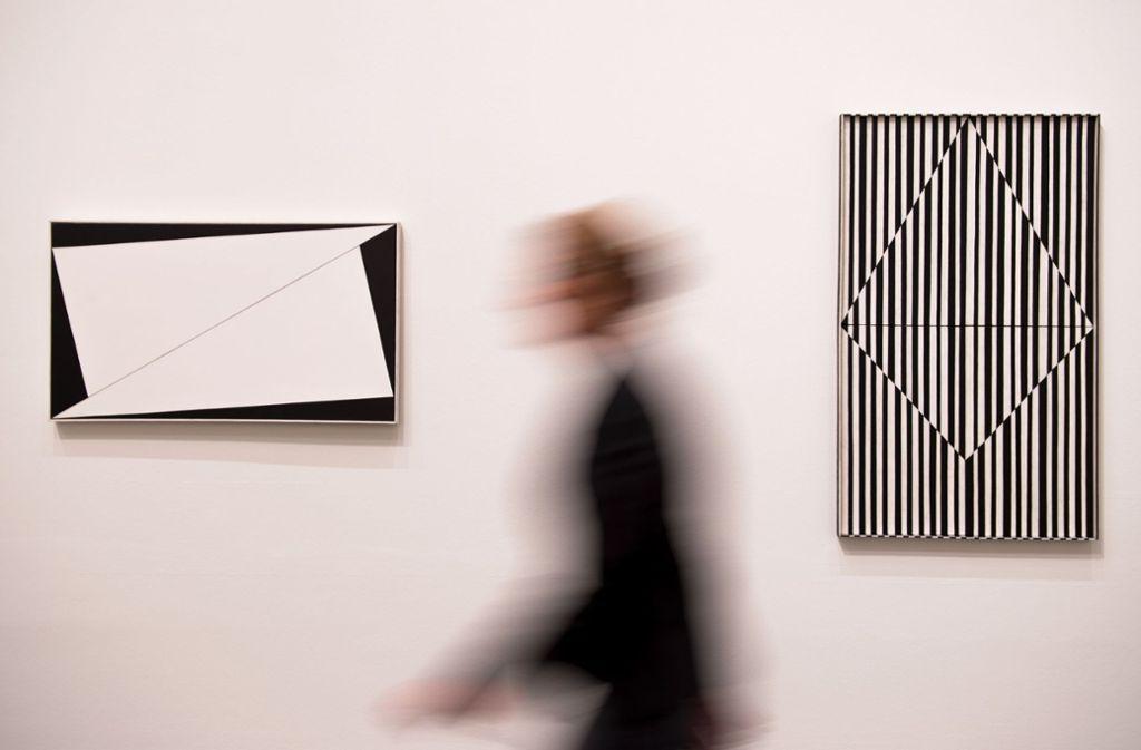 In Freiburg wird ein neues Museum zeitgenössische Werke aus der Sammlung von Paul Ege ausstellen. (Symbolbild) Foto: dpa/Lisa Ducret