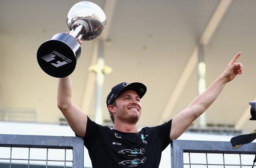Rosberg auf dem Weg zum Titel