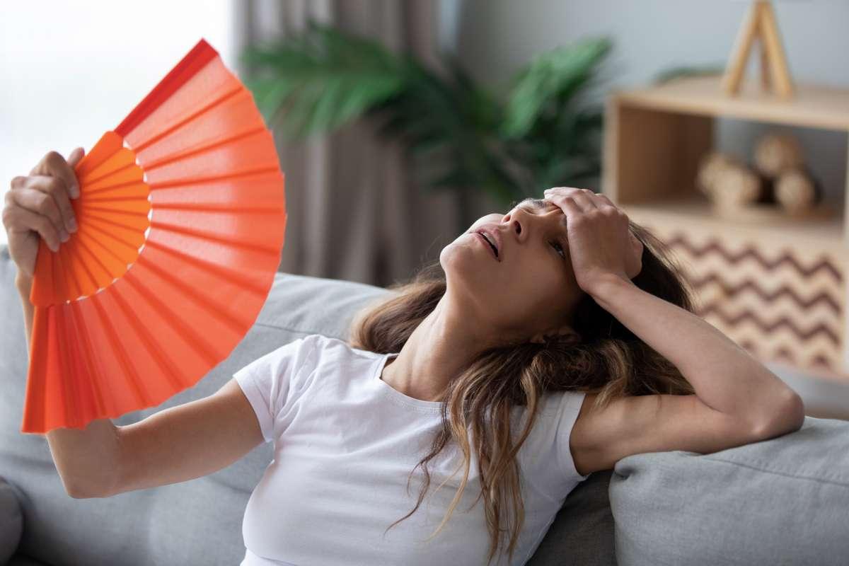 Was hilft gegen Kreislaufprobleme bei Hitze? Foto: fizkes/Shutterstock