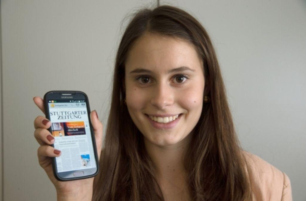 Die Stuttgarter Zeitung gibt es als mobile App, auf dem Tablet, am Computer – oder in der guten alten gedruckten Form. Foto: Achim Zweygarth