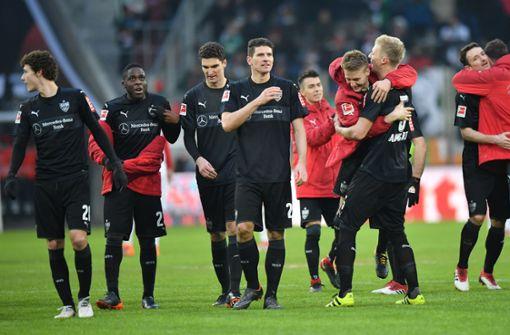 """Glückselige Fans im Netz: """"VfB, bisch du's?"""""""