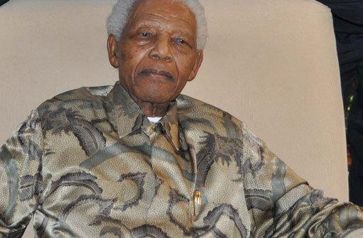 Tragödie um Nelson Mandela