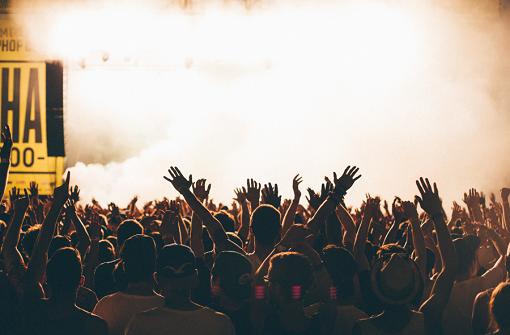 Festivals auf Video