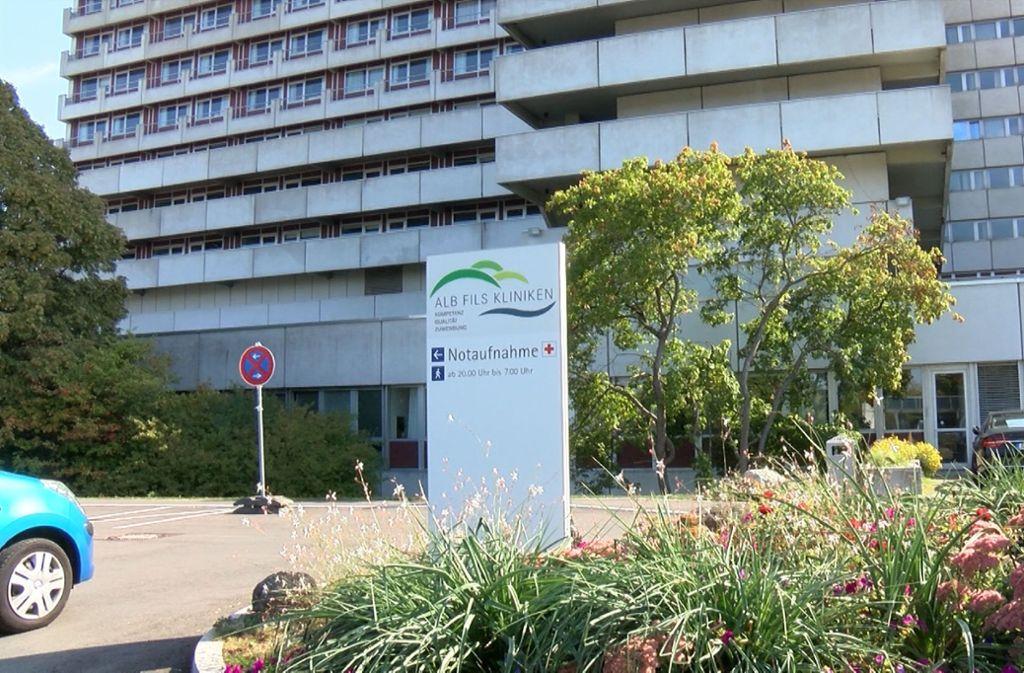 Die Klinik am Eichert wird durch einen Neubau ersetzt. Foto: SDMG