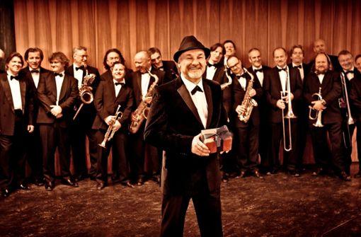 Paul Carrack und die SWR Big Band.