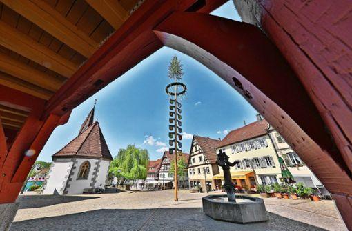Neue Sicht auf Plochingen