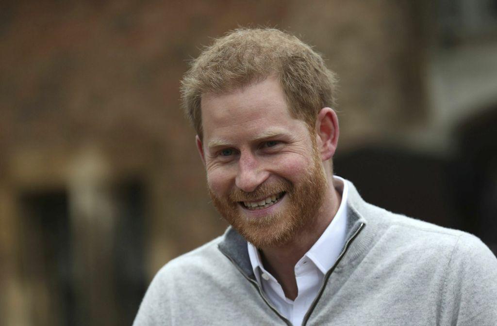 Das Herz von Prinz Harry  hängt sehr an den Invictus Games. Foto: dpa/Steve Parsons